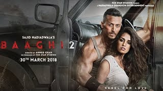 Tiger Shroff Turns Into a one-man Army || Baaghi 2 Official Trailer | Tiger Shroff | Disha Patani
