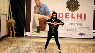 Machika - J Balvin | Melvin Louis Dance Choreography | Performed By Sheetal Pery