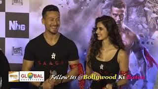 Baaghi 2 Trailer Launch | Tiger Shroff | Disha Patani | Sajid Nadiadwala | Ahmed Khan