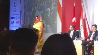 Harsimrat Kaur Badal, Honorable Minister of Food Processing Industries