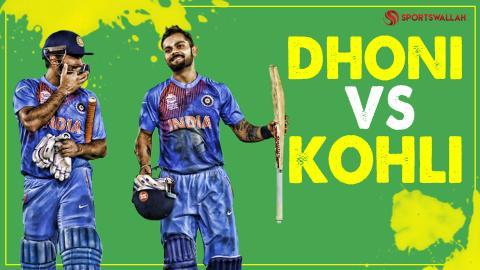 Kohli VS Dhoni : Who Will Win The Race To 10,000 ODI Runs?