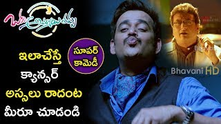Okka Ammayi Thappa Movie Scenes - Prudhvi Hilarious Comedy With Ravi Kishan - Ravi Guides Sundeep