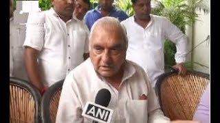 Palwali Faridabad Massacre - पूर्व मुख्यमंत्री भूपेंदर सिंह हुड्डा ने किया गांव का दौरा