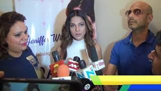 Jennifer Winget at Beautician Shikha Nanda beauty Salon inauguration