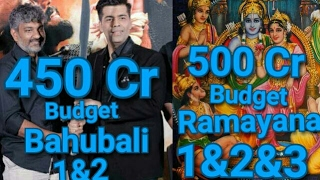 After Bahubali 2 Its Ramayana Movie