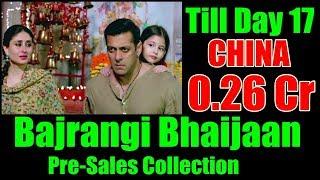 Bajrangi Bhaijaan Advance Pre Sales Box Office