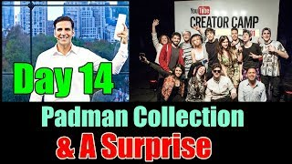 Padman Collection Day 14 And A Surprise