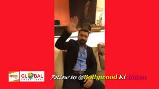Ajaz Khan Meet With Political Leader Hardik Patel In Mumbai