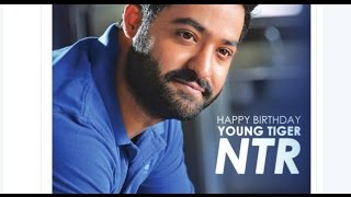 Junior NTR Birthday Turns 34 Jai Lava Kusa First Look