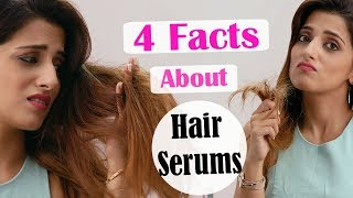 4 Top FACTS About Hair Serums Every Girl Should Know For GREAT Frizz Free Hair | Knot Me Pretty