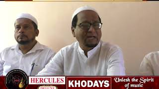 Dua For Parrikar's Good Health By 10 Maulana's