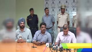 Gurugram News - सुशांत लोक में झारखंड के 5 लाख के इनामी बदमाश के एनकाउंटर की कहानी