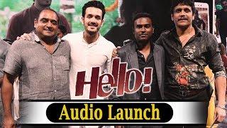 Watch Nagarjuna Shocking Comments On Hello Movie Heroine Akhil