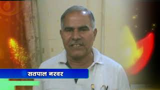 Diwali Wishes - Satpal Narvar from Kisan Seva Samiti Wishes Diwali || Delhi Darpan TV