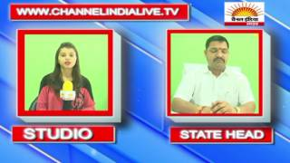 Channel India Live TV   24x7 Live Satellite Hindi News Channel