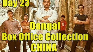 Dangal Box Office Collection Day 23 China