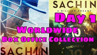 Sachin A Billion Dreams Worldwide Box Office Collection