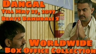 Dangal Worldwide Box Office Collection Till Day 27
