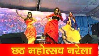 Narela News - नरेला में जनहित पूर्वांचल सोसाइटी द्वारा आयोजित विशाल छठ पर्व आयोजन के दृश्य