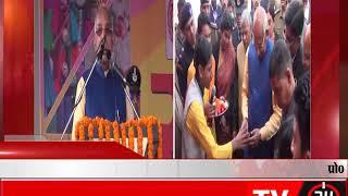 पंचकुला - सरस मेले का शुभारंभ - tv24