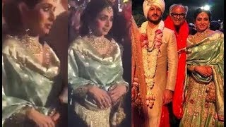 Actress Sridevi Last Video Before Her Death | Sridevi Passed Away Because Of Heart Attacked