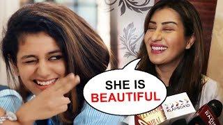 Shilpa Shinde FIRST Reaction On Priya Prakash Varrier WINK Video