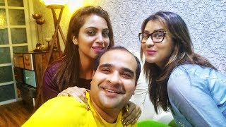 Arshi Khan VISITS Shilpa Shinde's House For DINNER - Shilpa-Arshi Khan Are Back Together