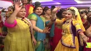 Punjabi Bagh Mahila Mandal ||नाचते – गाते, हजारों की संख्या में महिलओं ने मनाई HOLI |