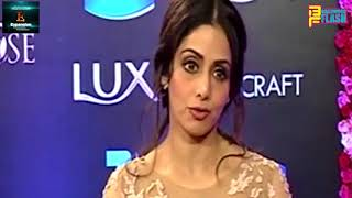 Sridevi Last Interview - Sridevi Cardiac Arrest In Dubai - Sridevi Paased Away