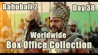 Bahubali 2 Worldwide Box Office Collection Day 38