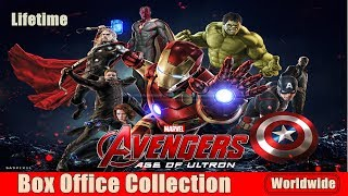 Avengers Age Of Ultron Worldwide Box Office Collection Lifetime