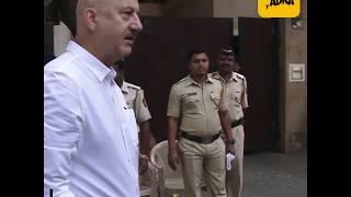 Anupam Kher reaction on Sridevi's death