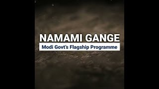 Namami Gange is yet another example of an empty promise made by the Modi Govt.
