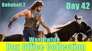 Bahubali 2 Worldwide Box Office Collection Day 42