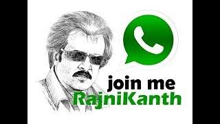 Rajinikanth introduces new Website, Mobile App - RAJINI MANDRAM   Rajini Political Party