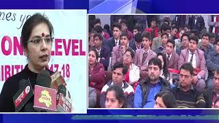 Evergreen School - CBSE 2017-18 Science Exhibition   103 schools, 163 Projects   Guest: Neema Bhagat