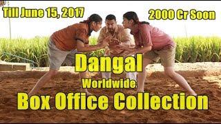 Dangal Worldwide Box Office Collection Till June 15 2017