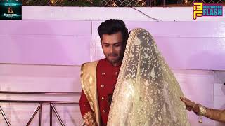 Sohaib Proposed Deepika In A Style At Reception