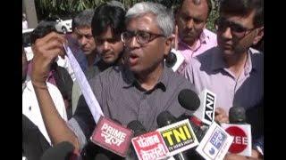दिल्ली पुलिस कमिश्नर अमूल्य पटनायक से मिले 'आप' नेता