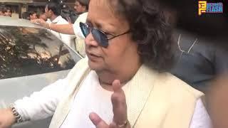 Bappi Lahiri Emotional Speech For Sridevi - Sridevi Sad Demise