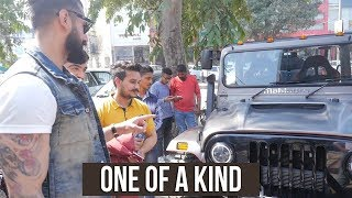 The Best Off-Roading Car in India | JS Films Meetup