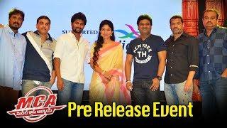 MCA Movie Pre Release Event - Nani, Sai Pallavi - Dil Raju, DSP    Bhavani HD Movies