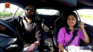 Ride With Chalo Star Naga Shaurya - Chalo Chit Chat - Bhavani HD Movies