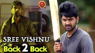 Sree Vishnu Back To Back Scenes - Latest Telugu Movie Scenes - Bhavani HD Movies