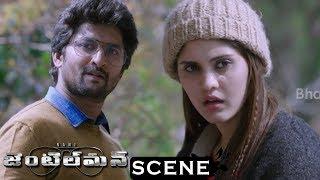 Gentleman Movie Scenes - Nani And Surabhi Goes To Kodaikanal - Surabhi Conditions To Live