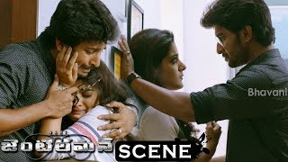 Gentleman Movie Scenes - Nani Tells About Jai To Niveda - Niveda Gets To Know Gautam (Nani)