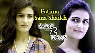Fatima Sana Shaikh - Telugu Best Scenes - 2018 Latest Telugu Movie Scenes - Bhavani HD Movies