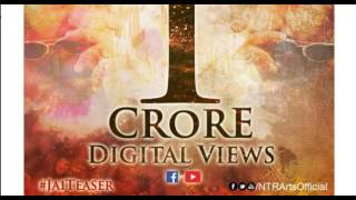 Record Breaking Jai Lava Kusa Teaser smashes  1 Crores Views In 48 Hours I Fastest In South India