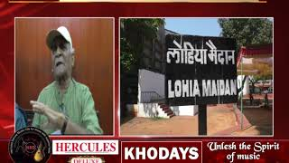 Booze Party At Lohia Maidan Angers Freedom Fighters