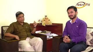 Namma Atithi with Nitin KAttimani And Ex CM Of Karnataka Jagadish Shetter SSV TV